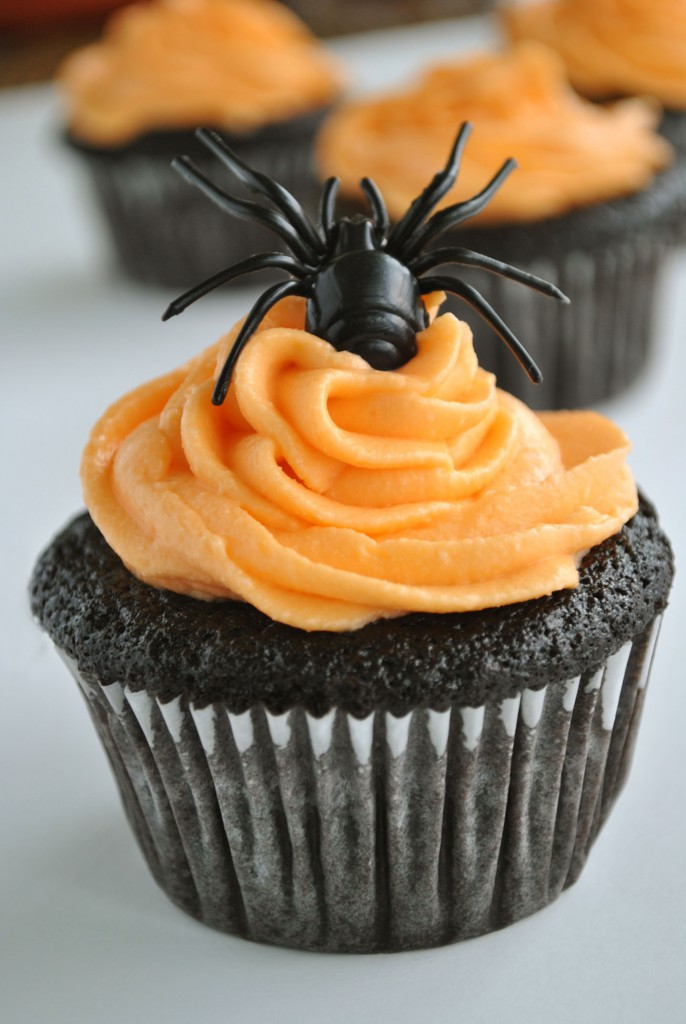 Halloween cupcakes for grown ups