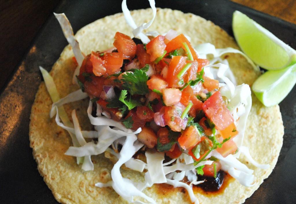 'Mean' fish taco