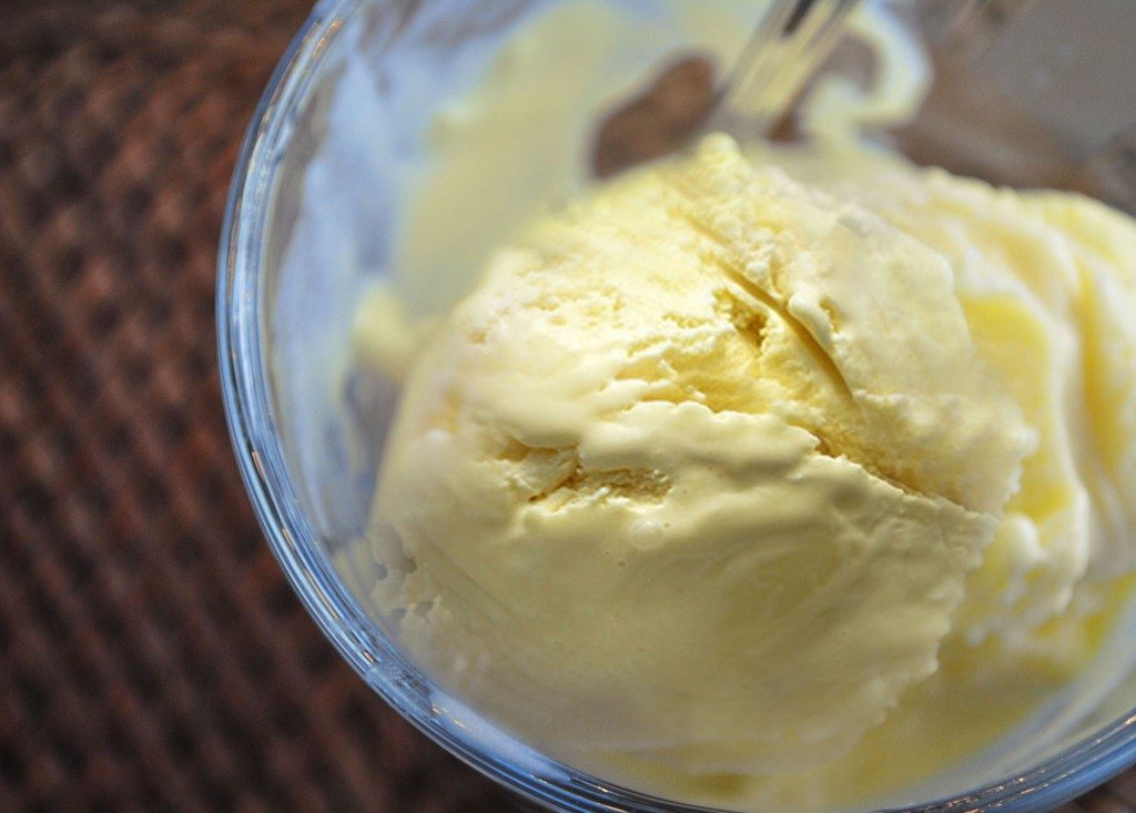Fennel Ice Cream