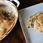Coconut Oil Chicken Pot Pie