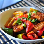 Sweet & Sour Fish (Tofu)